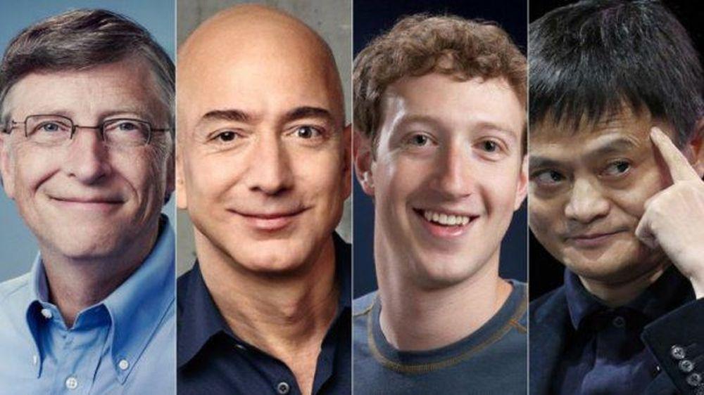 Cei mai bogati oameni ai planetei isi unesc fortele intr-un proiect care va afecta fiecare om in parte!