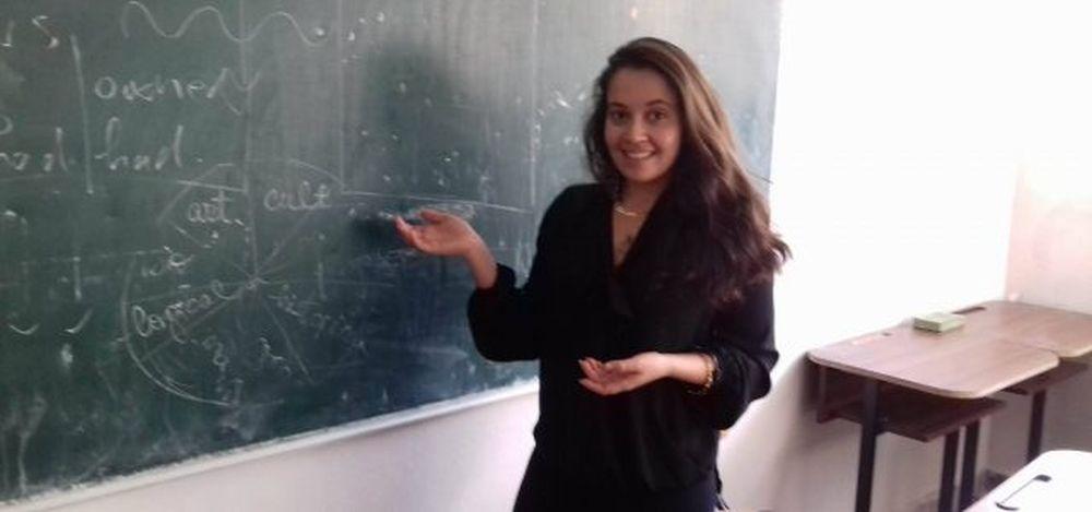O tanara profesoara a dat Marea Britanie pe Romania: Viata aici e mai buna din toate punctele de vedere!