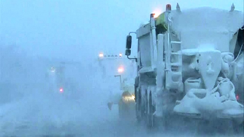 Meteorologii anunta o iarna grea: Vor fi viscole foarte puternice, trebuie luate măsuri!