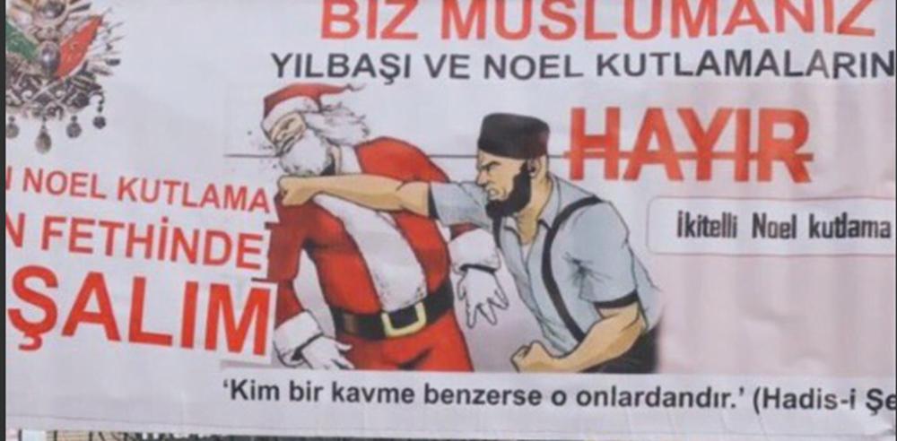 REVOLTA musulmana impotriva Craciunului si a Revelionului! MASACRUL din Istanbul nu a fost o intamplare!