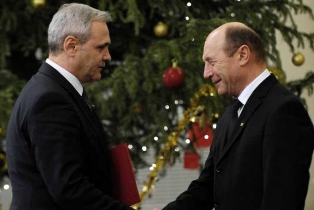 Matelotii lui Basescu fac puntea in guvernul interzis lui Dragnea!