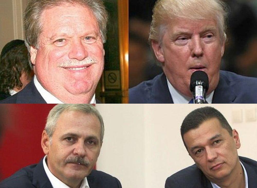 Invitatie de la penal la penal. Cine l-a invitat pe Dragnea la învestirea lui Trump!?