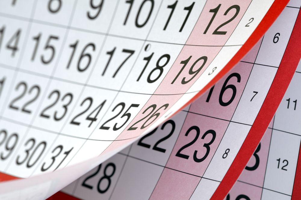 Anul acesta vom avea doua saptamani LIBERE de la lucru, garantate prin lege!