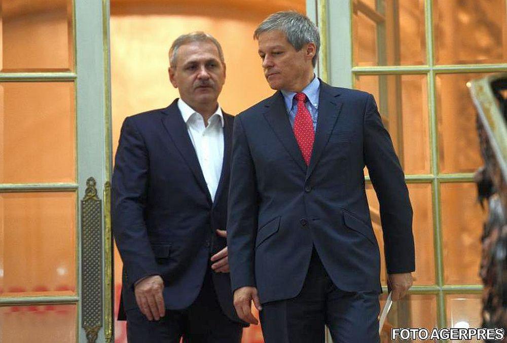 Dacian Ciolos: PSD și ALDE au recunoscut oficial, prin vot, că nu au capacitatea să guverneze țara!