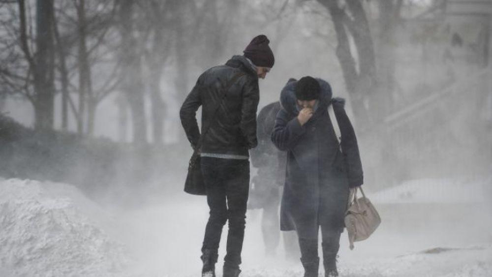 Vremea se INRAUTATESTE! Meteorologii au emis un nou COD PORTOCALIU de viscol!