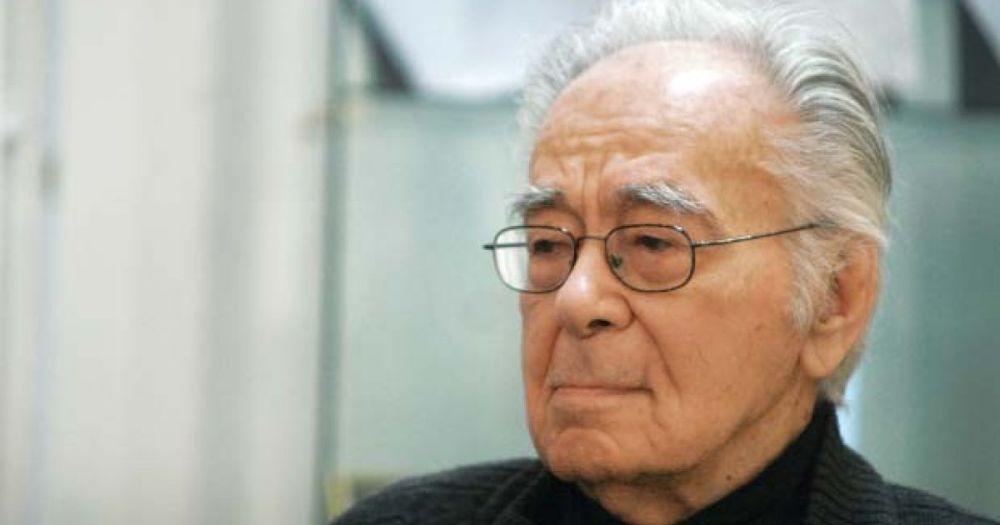 Ajuns la 100 de ani, marele scriitor Mihai Sora anunta ca diseara va iesi la proteste impotriva GRATIERII si AMNISTIEI!