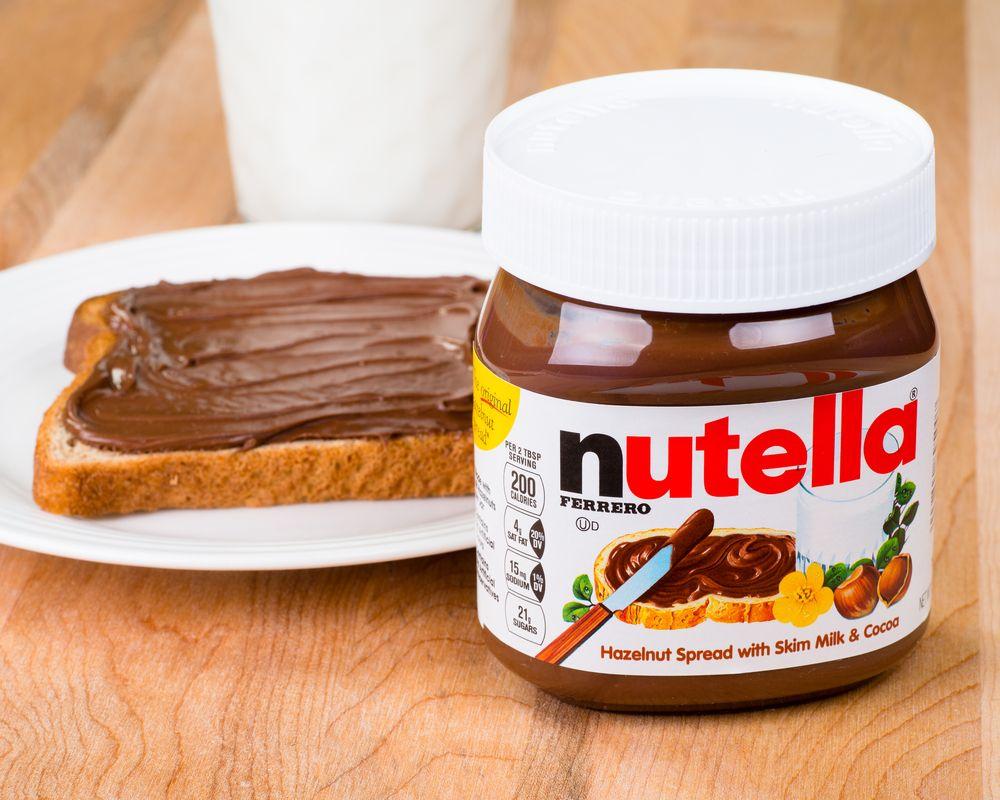Nutella PROVOACA cancer! In Europa de Vest a fost RETRASA de pe piata!