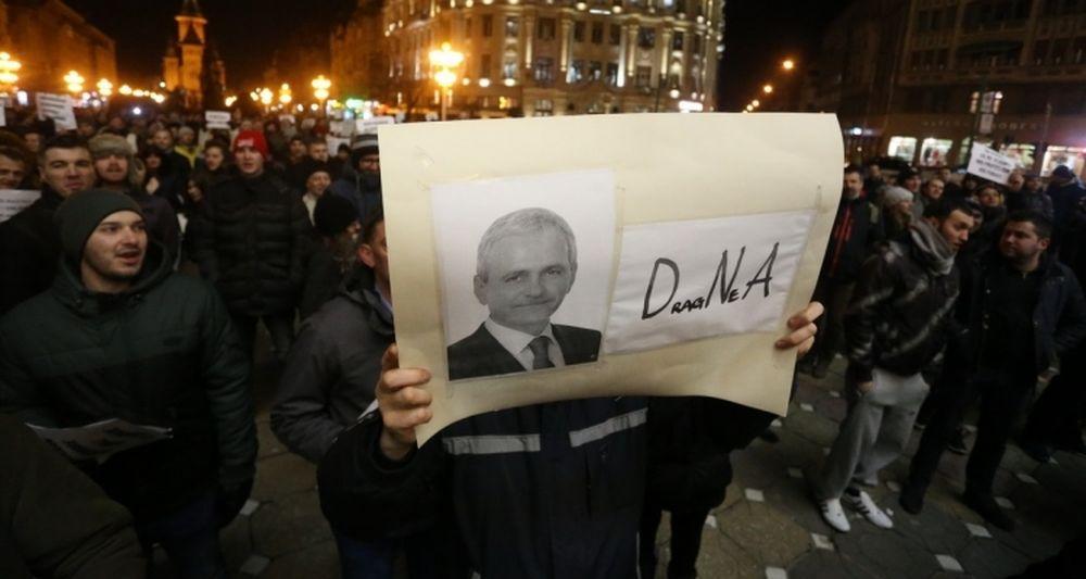 FOTO-VIDEO Reincep PROTESTELE in toata tara dupa ce PSD si ALDE au decis GRATIEREA faptelor de coruptie!