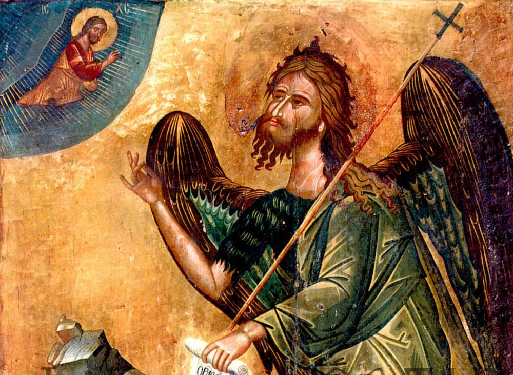 Astazi este Sf. Ioan Botezatorul, o zi sfanta pentru credinciosi! Religia interzice cu desavarsire sa faci asa ceva!