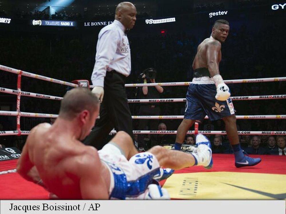 VIDEO – Lucian Bute e gata! Facut KO in meciul de revenire, boxerul roman s-ar putea retrage definitiv!