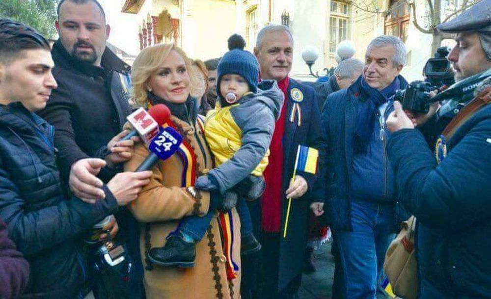 Ministrul muncii ameninta cu amenzi intre 5.000 si 10.000 de lei pentru cine a adus copii la protest! Legea nu se aplica si la PSD!