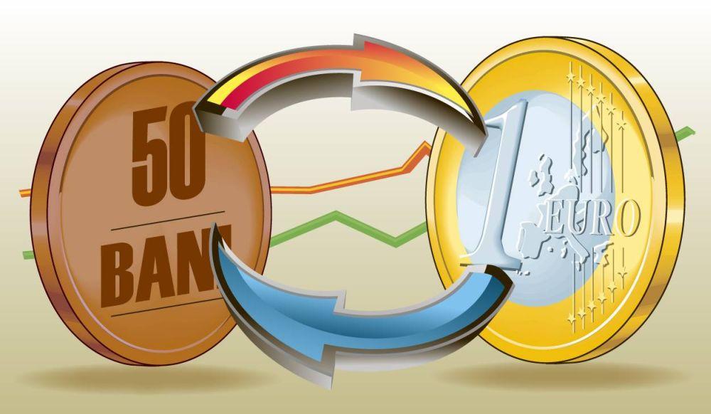 De ce creste euro cand Romania are cea mai mare crestere economica din Europa?