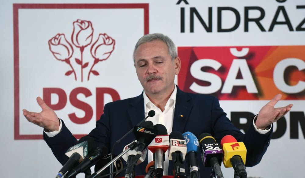 Dictatorul Dragnea si-a pierdut sustinerea in PSD!