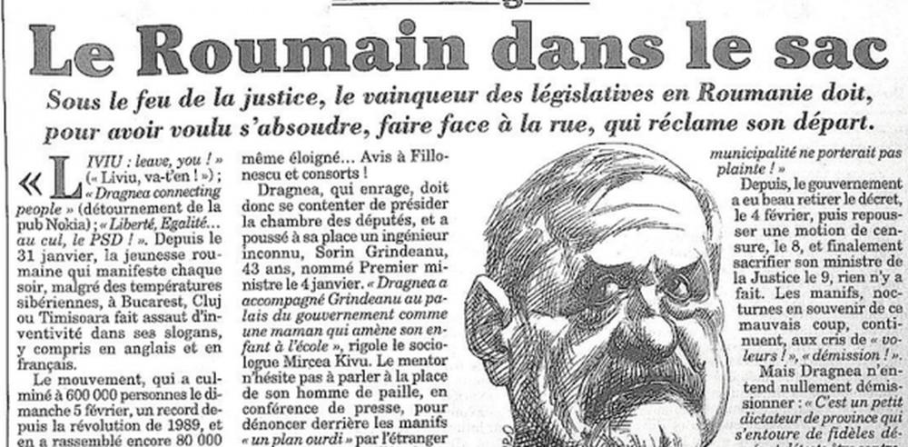 Jurnalistii francezi i-au facut portretul lui Liviu Dragnea: Mic DICTATOR de provincie inconjurat de…