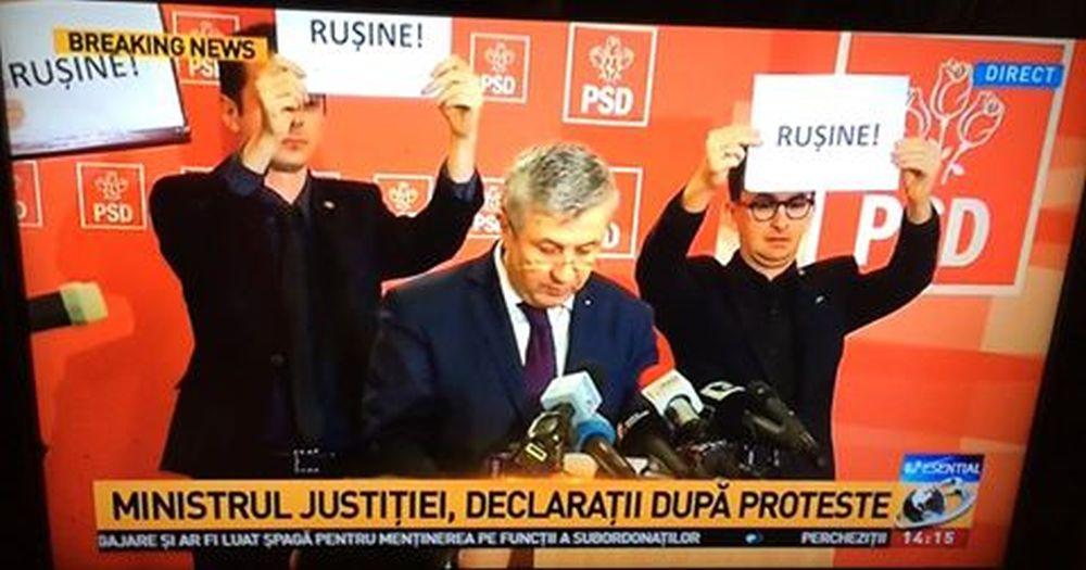 Dosar DNA: In noaptea OUG 13 ministrul Iordache a furat si distrus un document important!