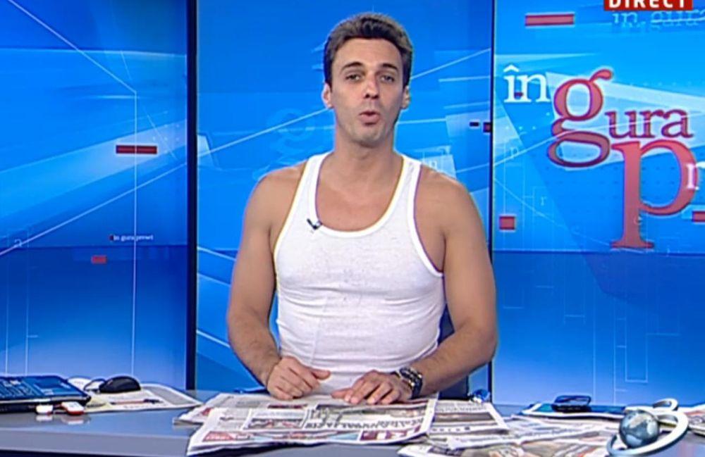 Exemplu de bun simt! Mircea Badea RADE de politistul Marian Godina pentru ca el castiga mai multi bani la Antena 3!