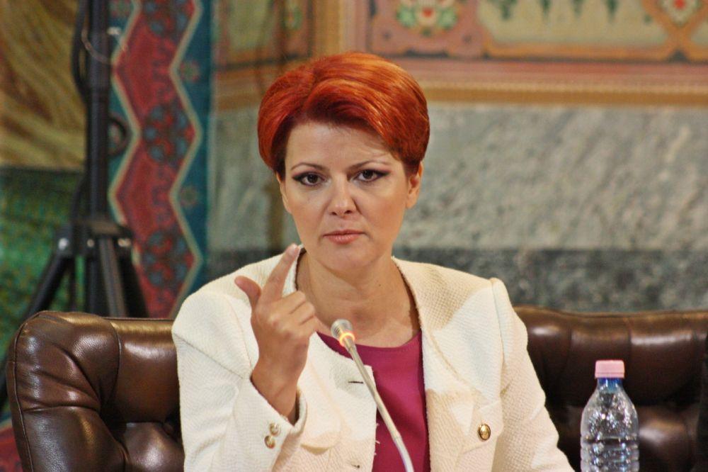 PSD scrie ISTORIE! Un ministru – Olguta Vasilescu, il ameninta pe PREMIER ca ar fi bine sa-si dea DEMISIA!