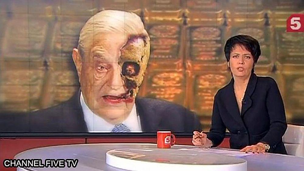 Propaganda lui Dragnea impotriva lui Soros a ajuns in Rusia! Ori propaganda ruseasca a ajuns la Dragnea?
