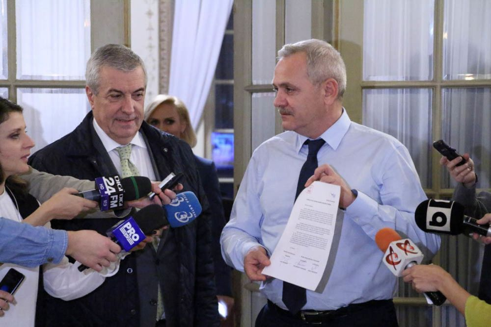 Dragnea si Tariceanu s-au pus oamenii de incredere in functii cheie la Petrom!