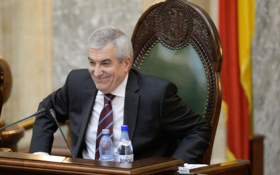 """Editorial SAVUROS! Plesu il compara pe Tariceanu cu """"Marele Lache"""" al lui Caragiale!"""