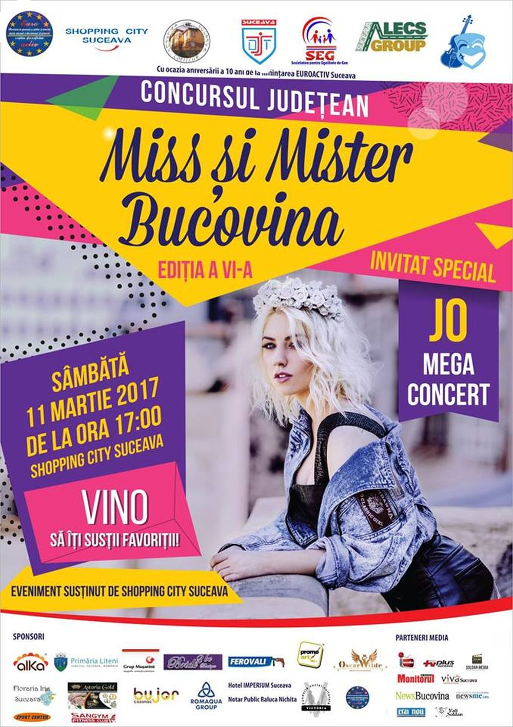 In week-end, la Suceava, se desemneaza CEI MAI FRUMOSI romani din Bucovina!