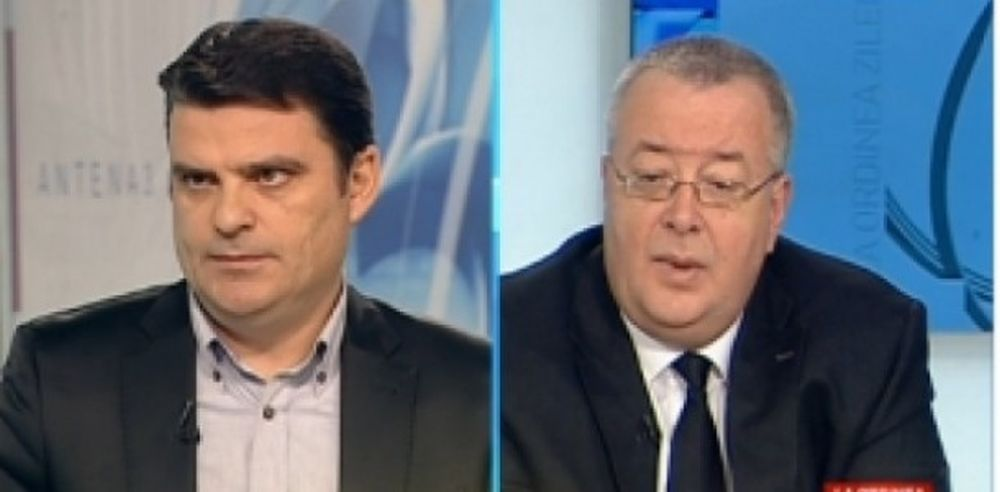 Jale mare la Antena 3! Doi dintre cei mai mari sustinatori ai Guvernului: Stiam ca programul de guvernare NU poate fi realizat! Doamne fereste sa NU ajungem ca Grecia!