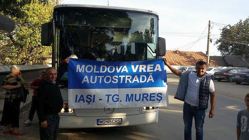 Moldova NU are un kilometru de autostrada, Sibiu-Pitesti a fost iar amanata si Guvernul PSD da 150 de milioane de euro pentru drumurile din Teleorman!