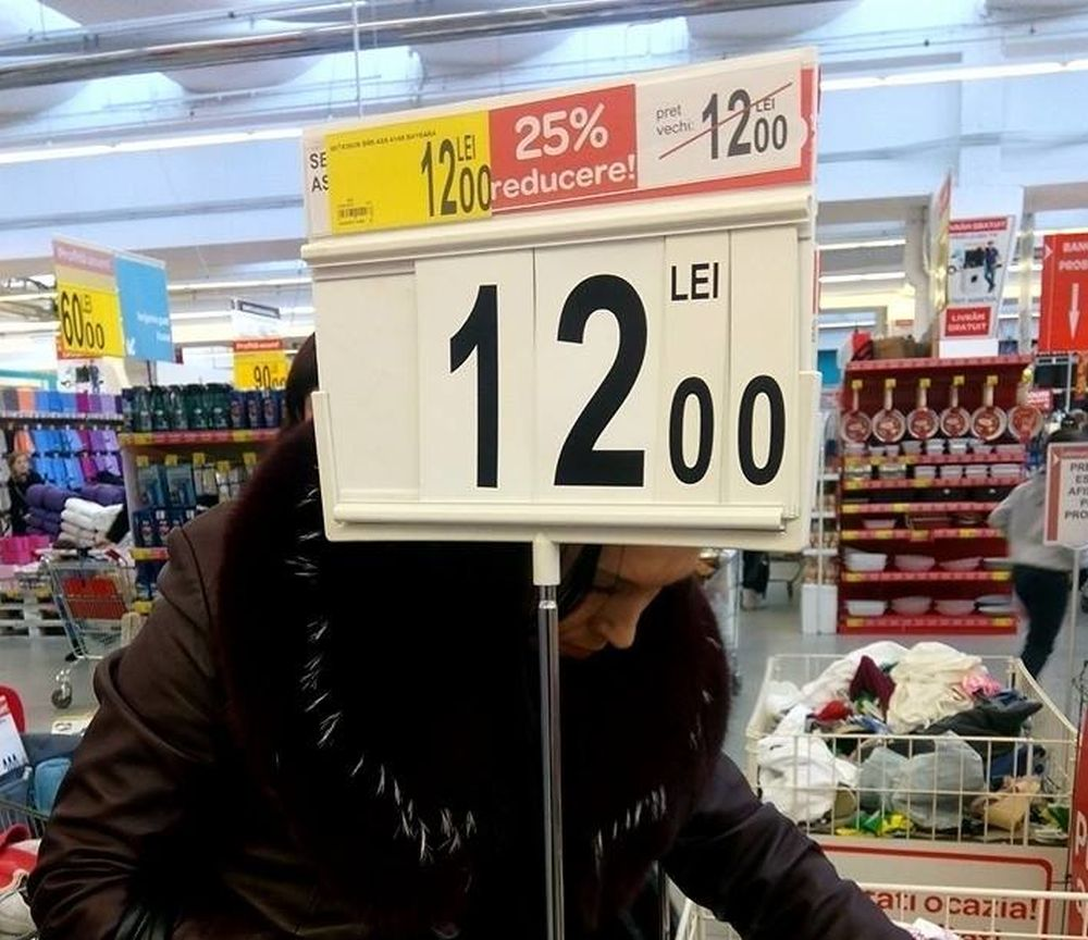 "VIDEO – Cum te pacalesti singur cumparand ""LA OFERTA"" din supermarket!"