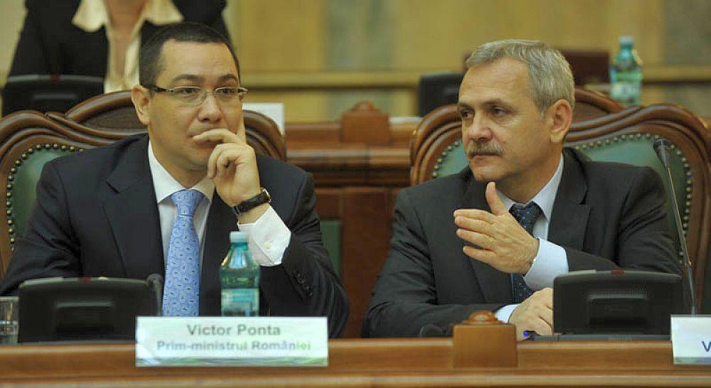 Ponta il ataca pe Dragnea: Ne facem da ras! Trebuie sa inteleaga ca nu e guvernul Teleormanului!