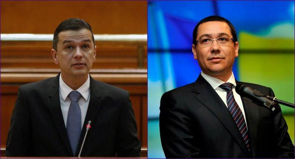 REVOLUTIE in toata regula in PSD: Grindeanu l-a numit pe Victor Ponta secretar general al Guvernului!