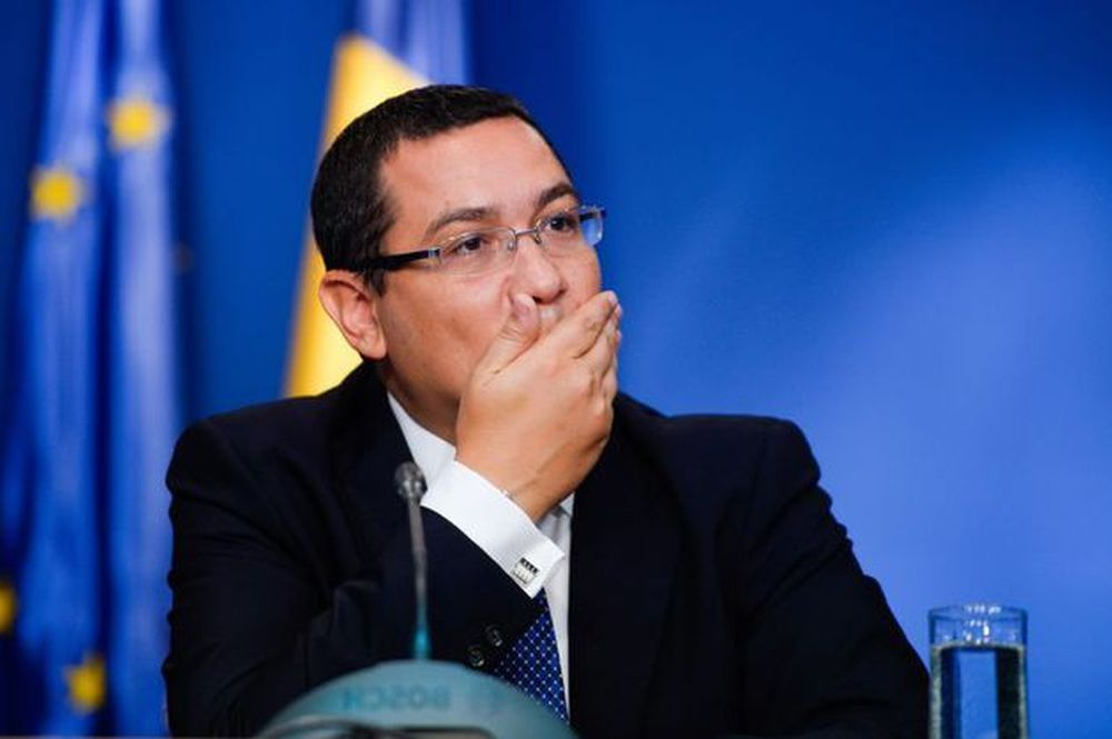 Ponta loveste in PSD din toate directiile: Rapoartele serviciilor secrete ajungeau la Dragnea! Cu ce drept?