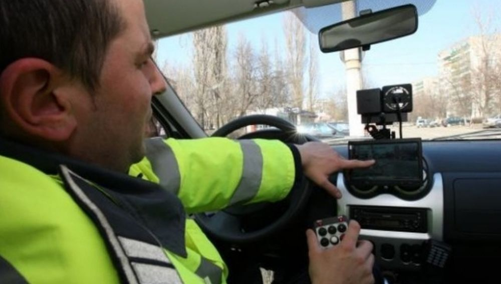 Justitia a DECIS: Orice politist va poate amenda la volan!