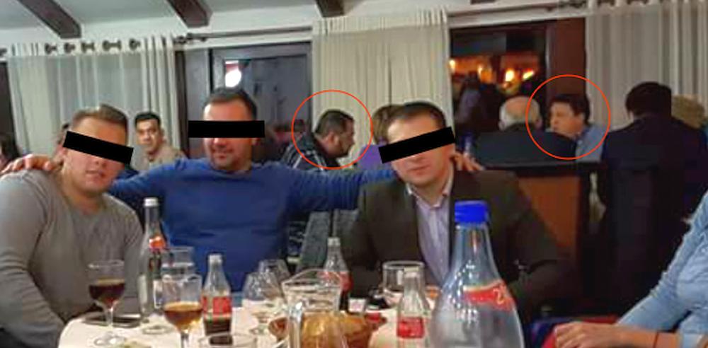 FOTO -VIDEO Senatorul PSD, Serban Nicolae, cel care vrea gratierea coruptilor, PETRECE alaturi de cei mai periculosi INTERLOPI din Romania!