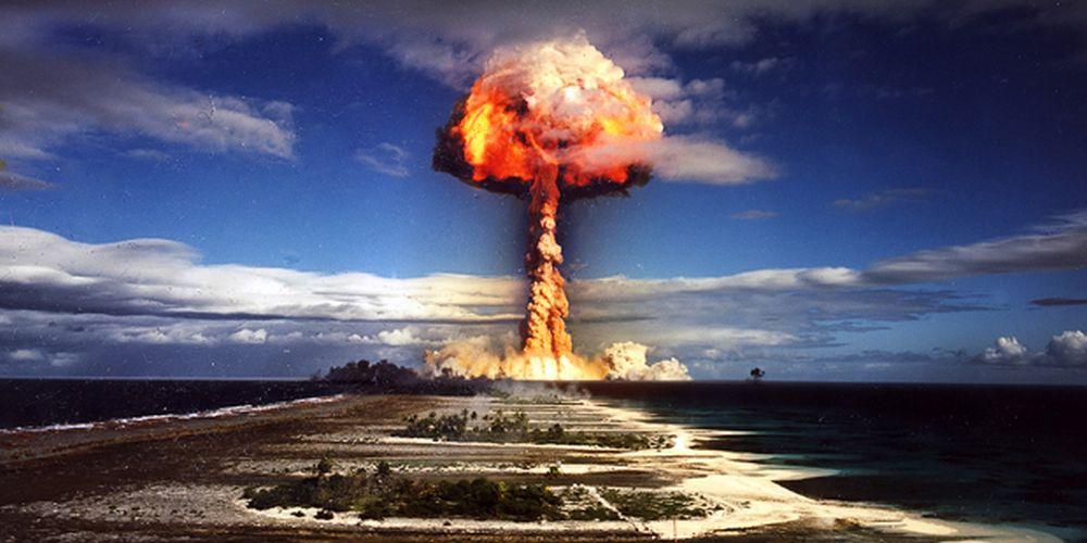 Armata SUA a detonat in Afghanistan CEA MAI PUTERNICA BOMBA pe care americanii o detin!