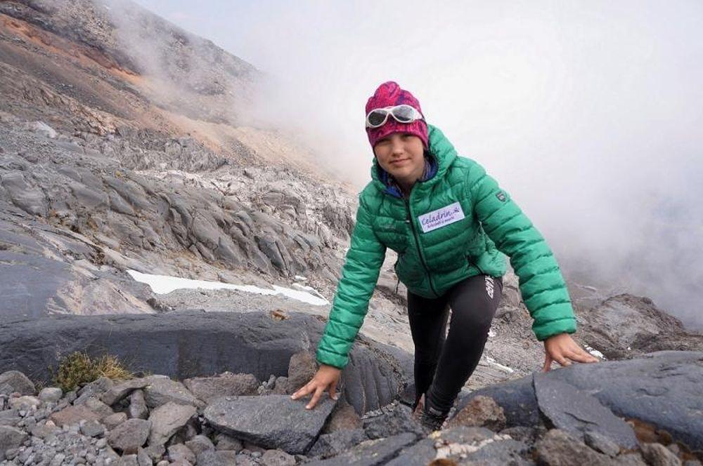 Unul dintre copiii morti in avalansa din Retezat este Dor Geta Popescu, fetita minune a alpinismului romanesc! Detinea multiple RECORDURI MONDIALE!