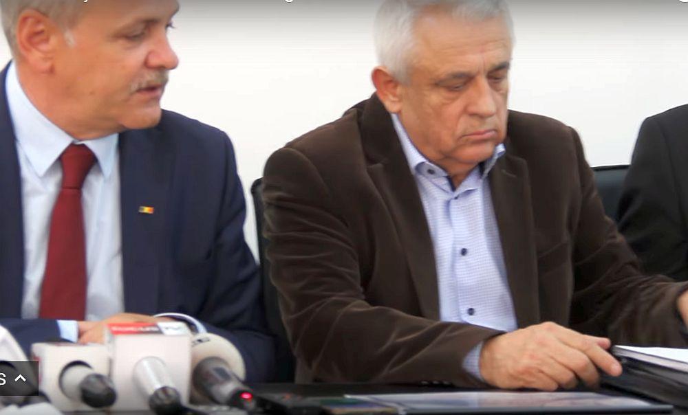 VIDEO – Cum arata pupincurismul si slugarnicia din conducerea Romaniei!? Ministrii se fac pres in fata lui Dragnea!