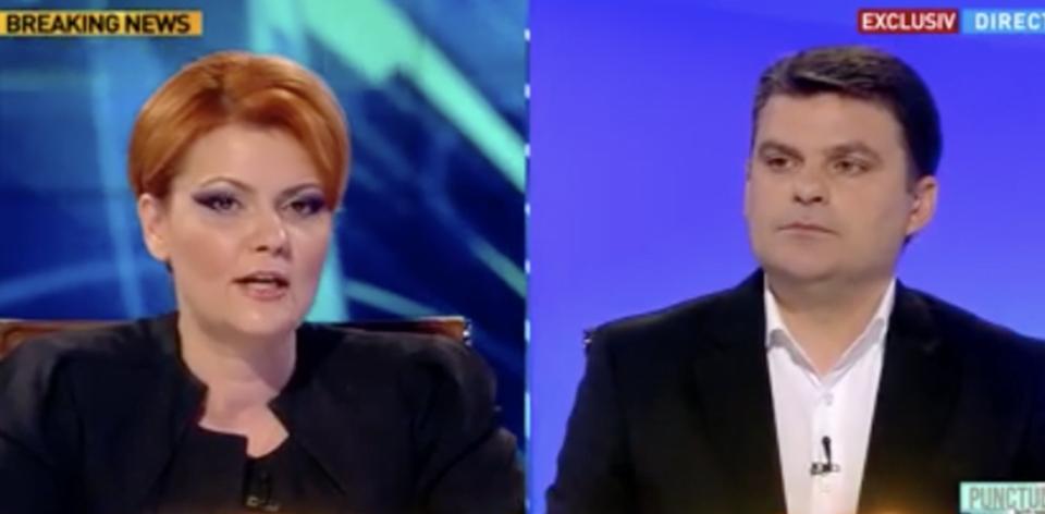 Olguta Vasilescu, minciuni FARAONICE in direct la televizor: In 4 luni am creat 100.000 de locuri de munca! Vreau 10.000 pe saptamana!