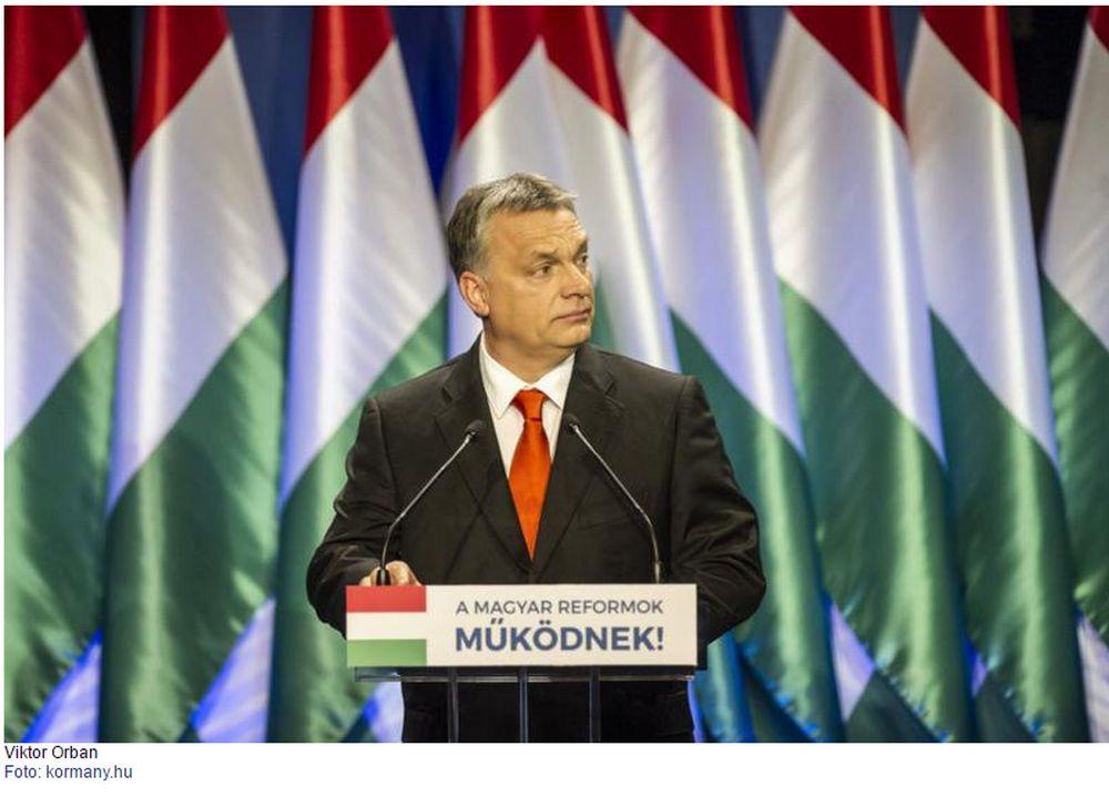 UIMIRE la granita Romaniei! Ungaria a demarat un referendum IMPOTRIVA Uniunii Europene!