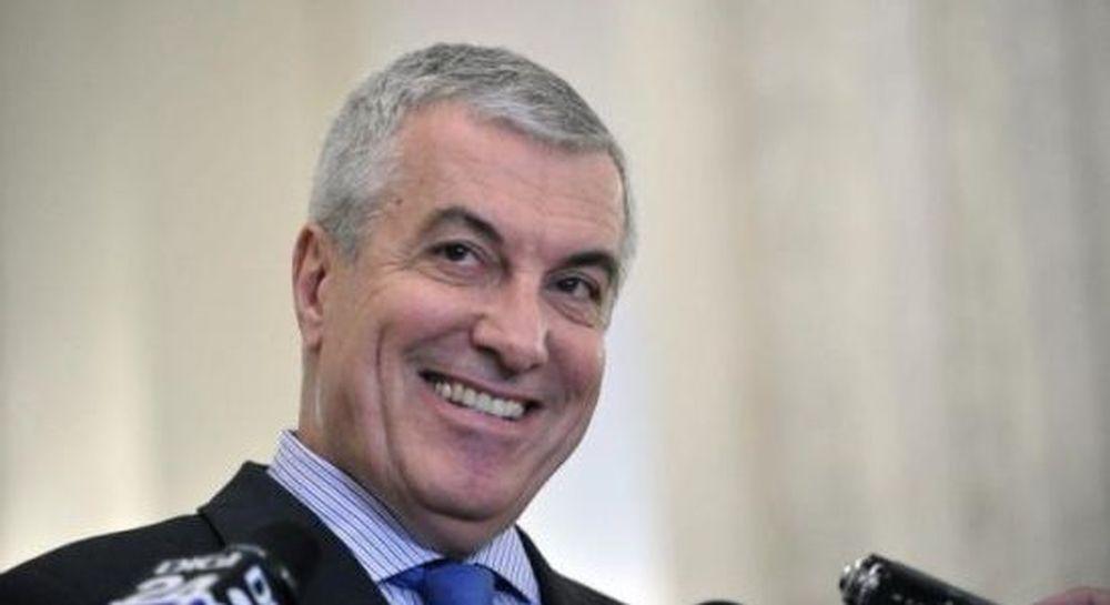 Reactie tupeista a lui Tariceanu la acuzatiile de coruptie asupra Guvernului: Poate sa vina si mama DNA-ului!