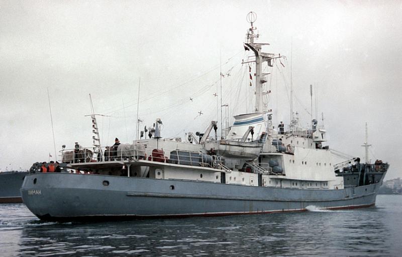 Asta e marea armata a Rusiei? O nava cu oi plecata din Romania a scufundat un vas militar rusesc in Marea Neagra!