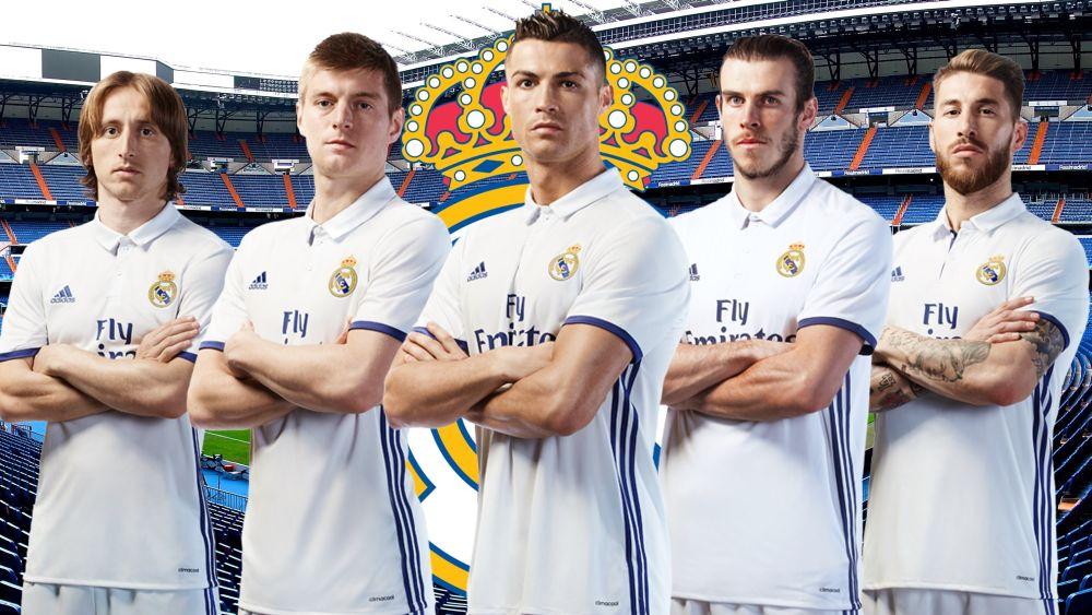 Cu ce tricouri va juca Real Madrid in finala de la Cardiff!?