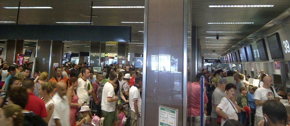 Greva pe aeroporturile din Romania! Vezi cand sa nu iti iei bilet ca sa nu arunci banii pe fereastra!
