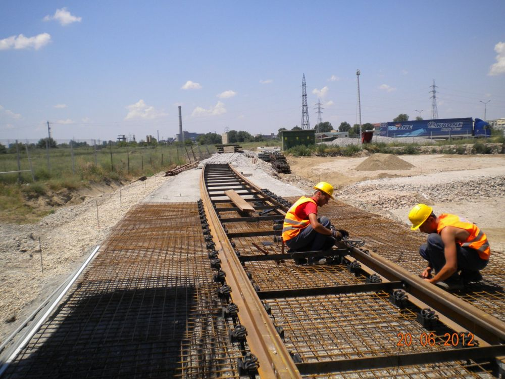 Chinezii pregatesc investitii URIASE in caile ferate din Romania! Ne leaga de Asia!