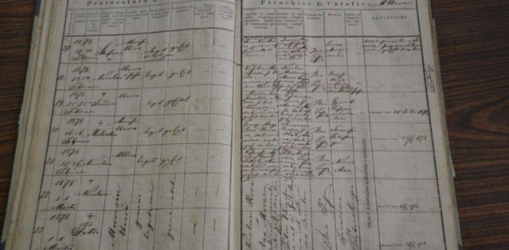 Tu stii exact cine sunt stramosii tai? Vezi aici prima baza de date demografice istorice din Romania!