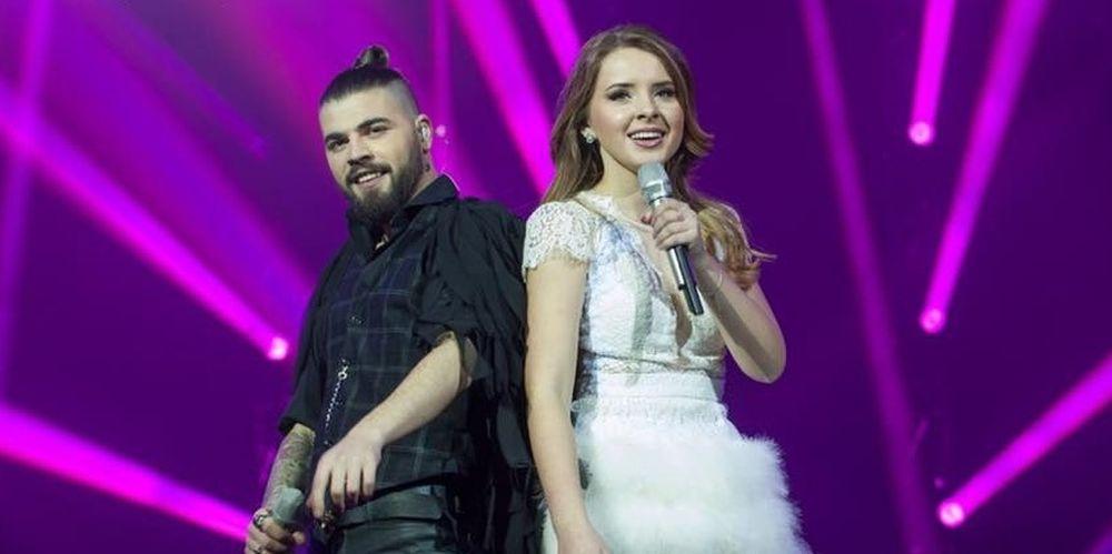 Dezamagire la Eurovision: Pe ce loc au terminat reprezentantii Romaniei!