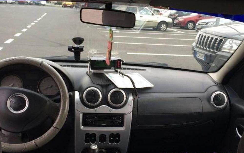 TAXA NOUA pentru masinile care au anunt de vanzare in geam!