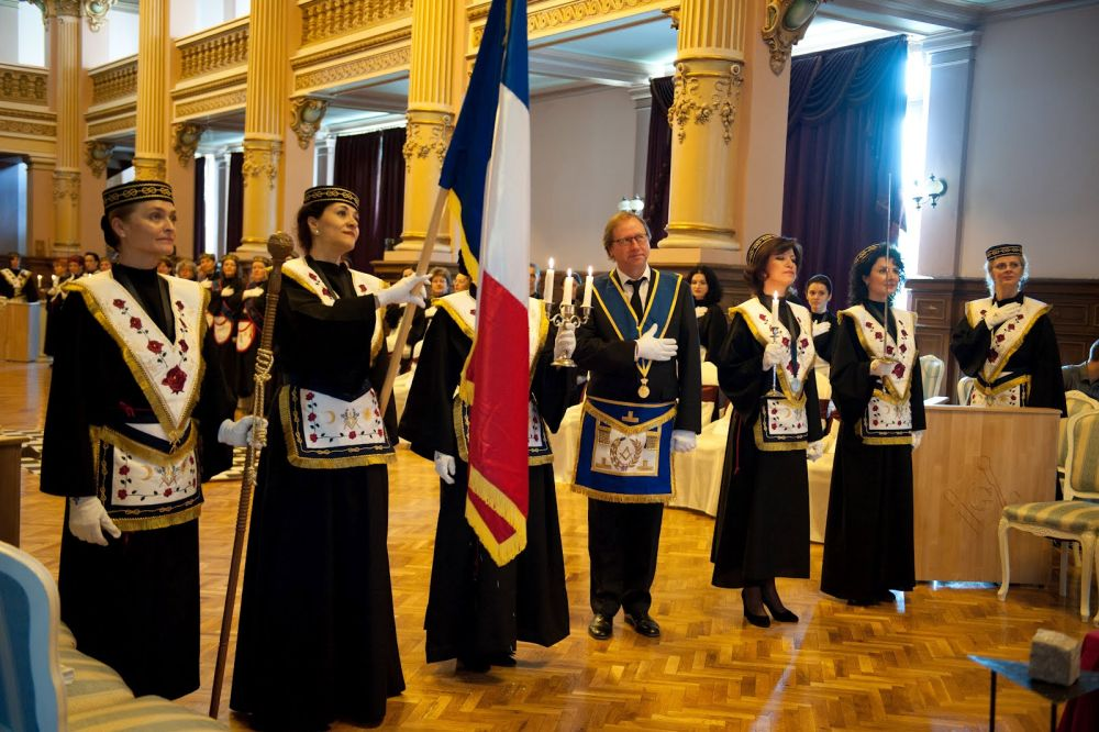 Scandal in spatele usilor inchise din magistratura: Masoneria va fi desfiintata in Romania!