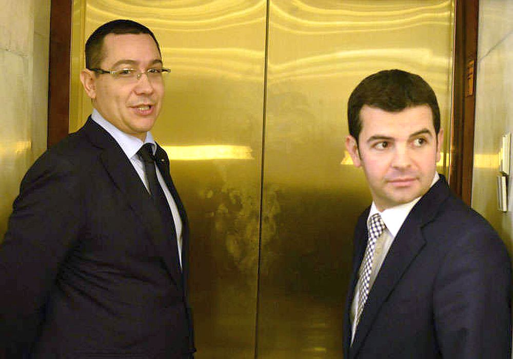 Rupere majora in coalitia de guvernare. Daniel Constantin si Victor Ponta isi fac partid!