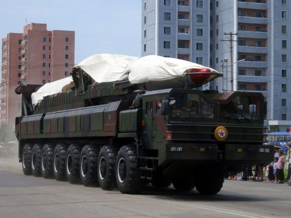 Coreea de Nord anunta inceputul RAZBOIULUI: Suntem gata! Avem racheta balistica!