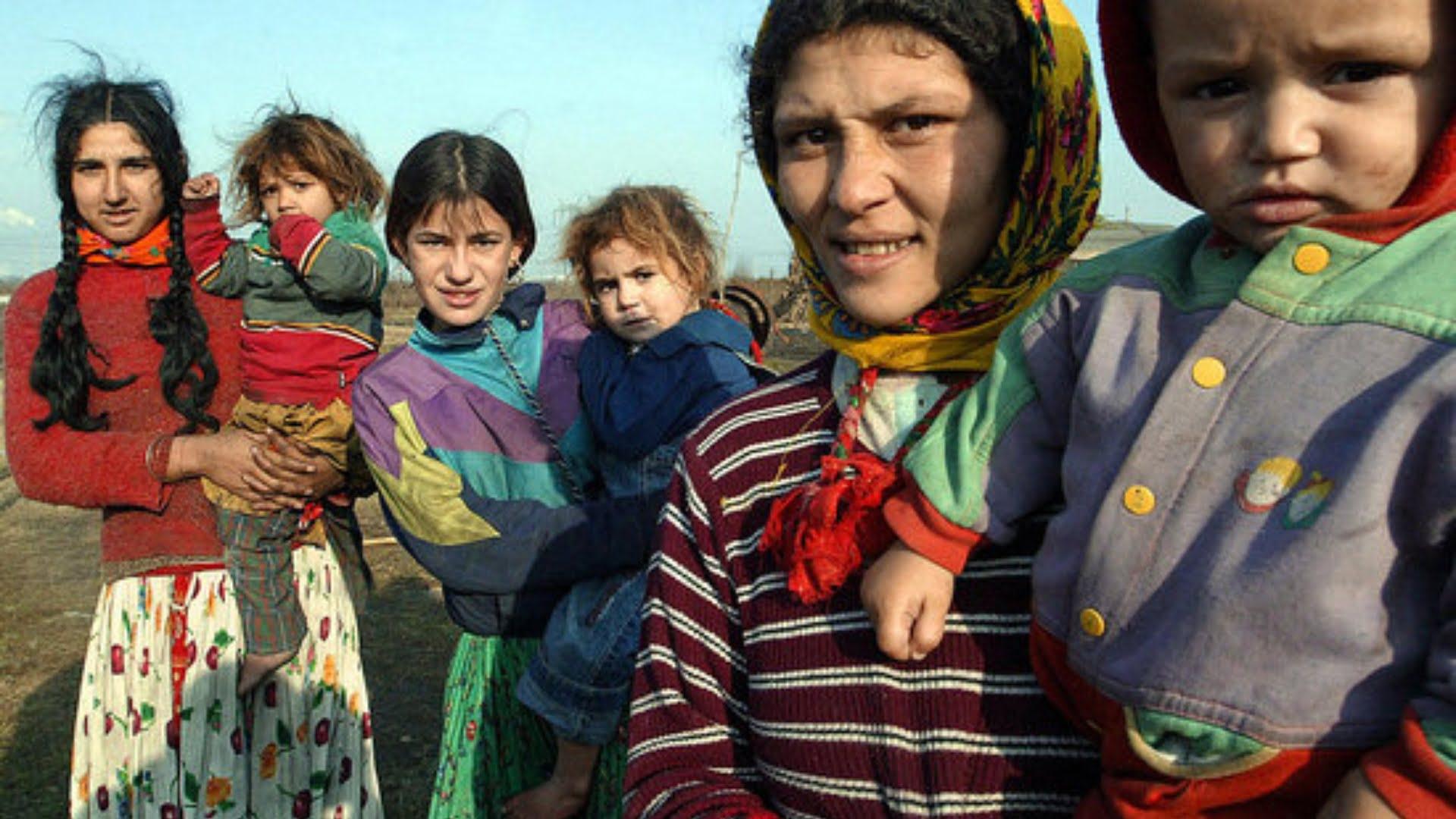 Dupa ce au facut ravagii in Europa, romii au invins si Suedia! Statul suedez le da cate 3300 de euro de persoana!
